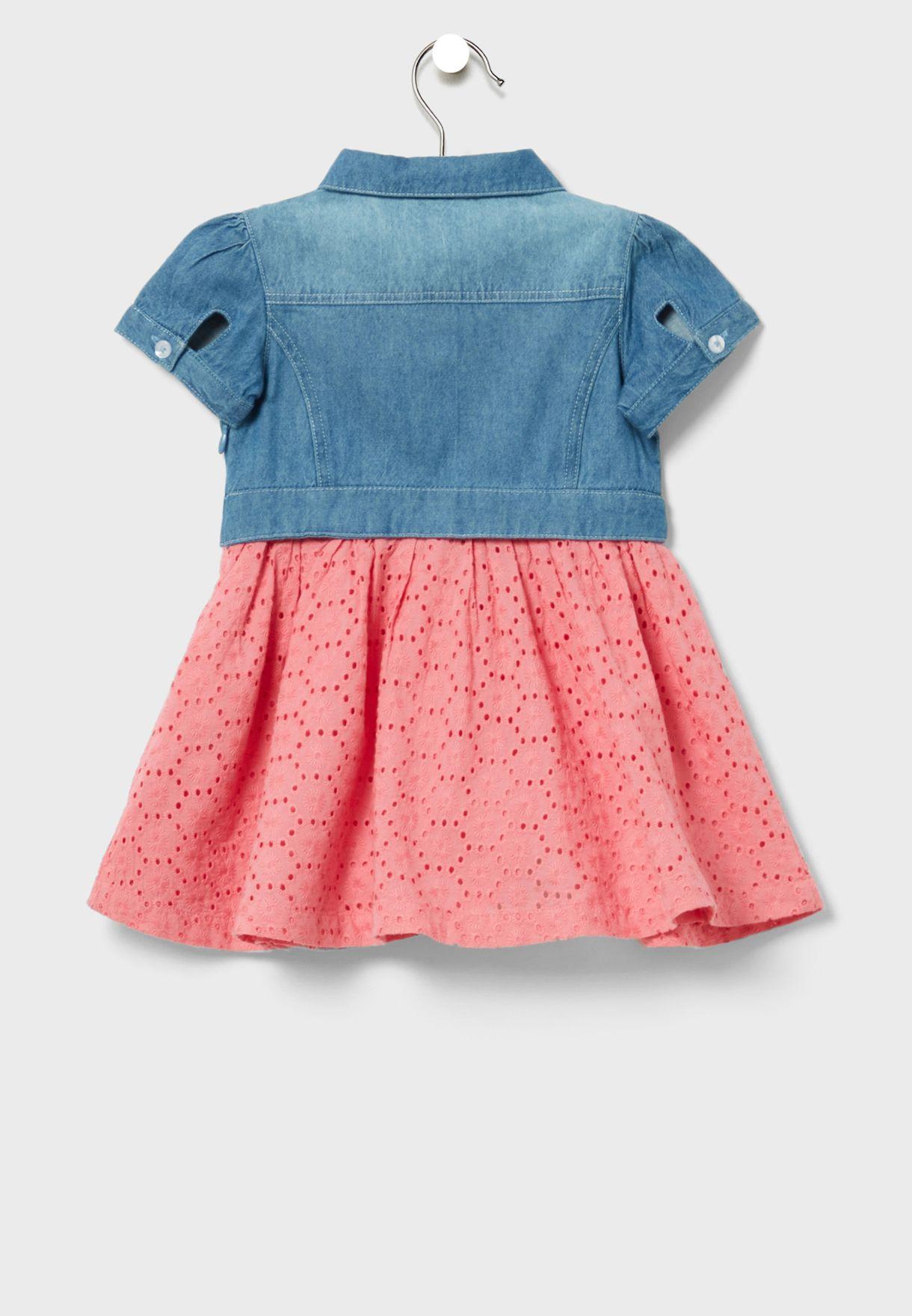 Infant Denim Dress