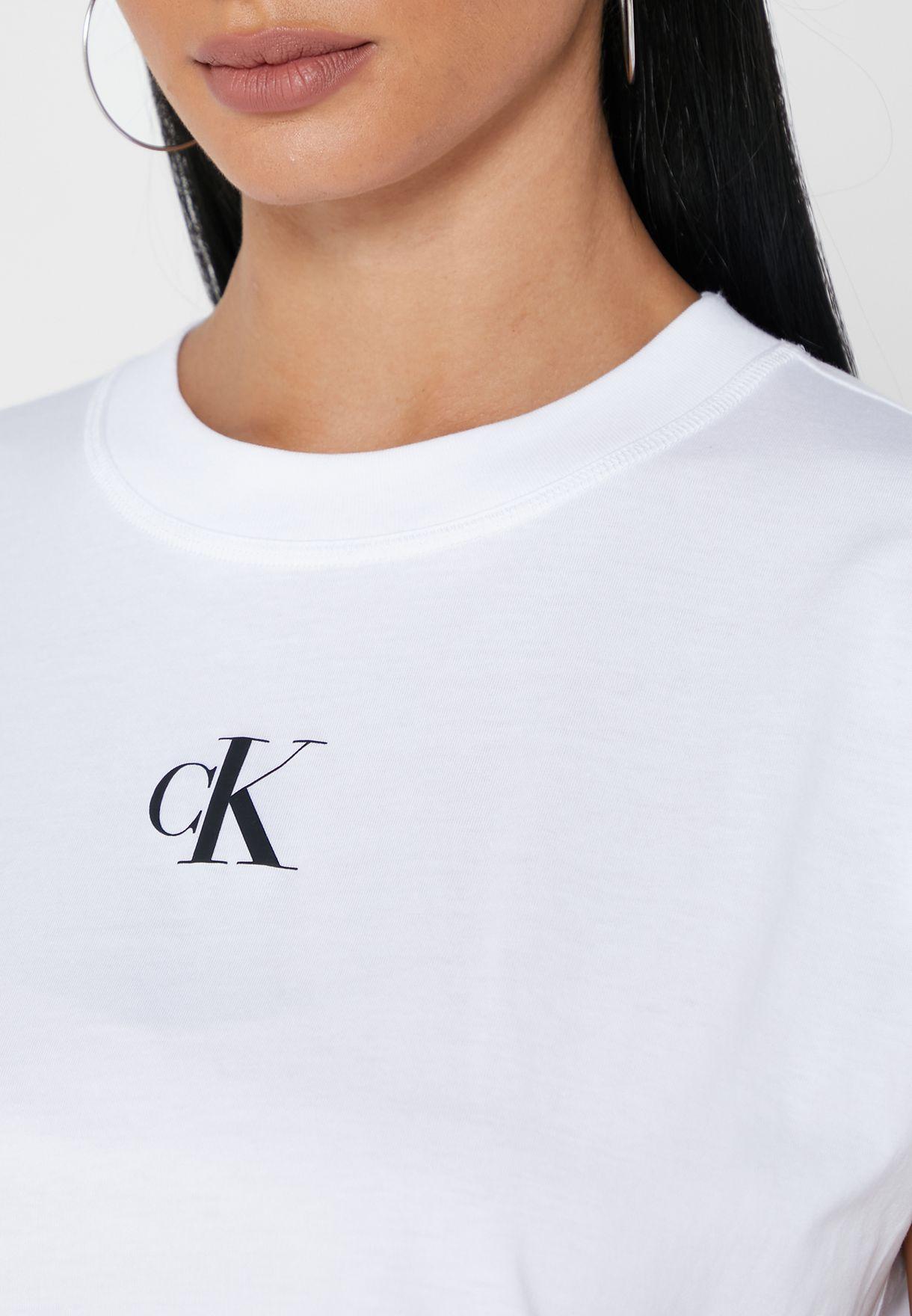 Logo Crew Neck T-Shirt