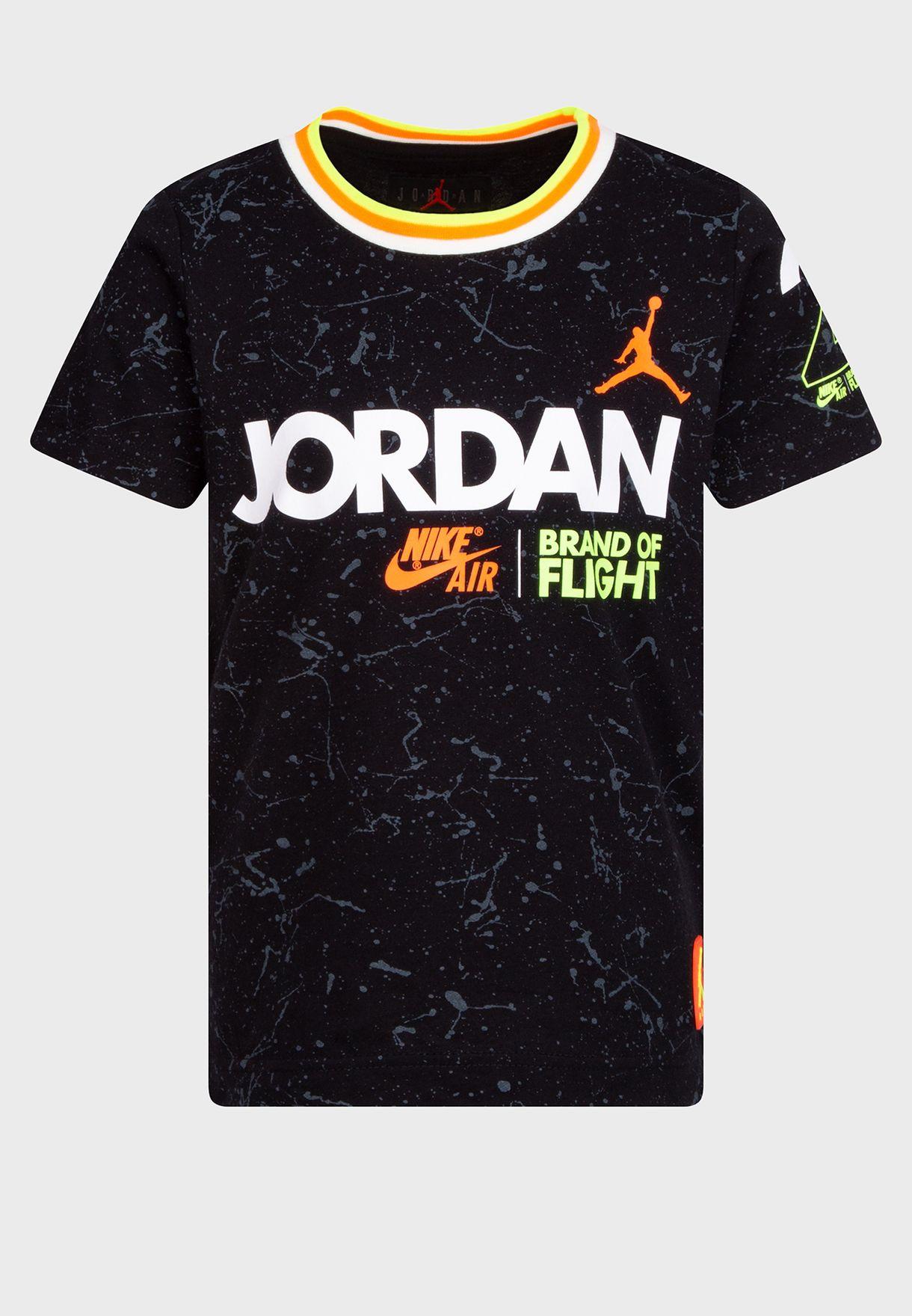 Kids Jordan School Of Flight T-Shirt