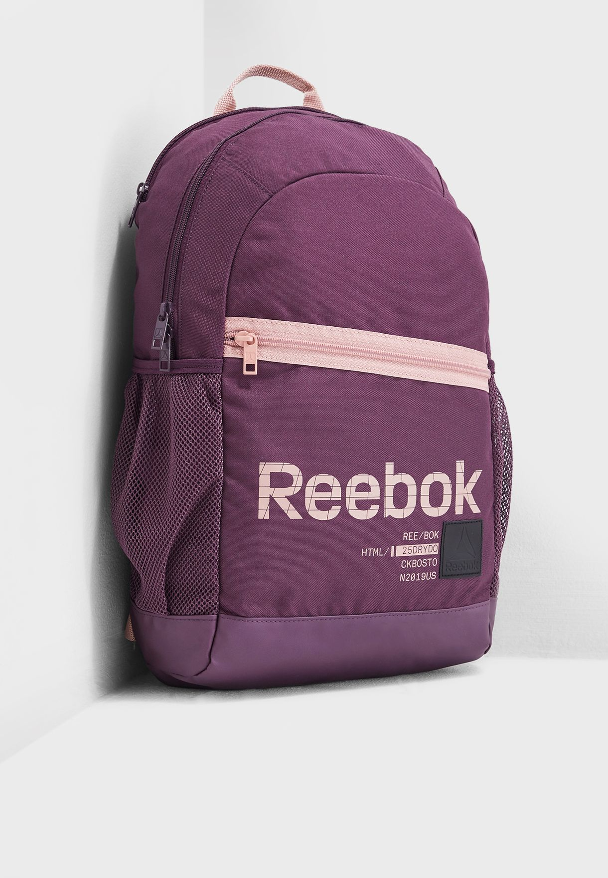 Shop Reebok purple Style Found Active Backpack DU2733 for Women in ...