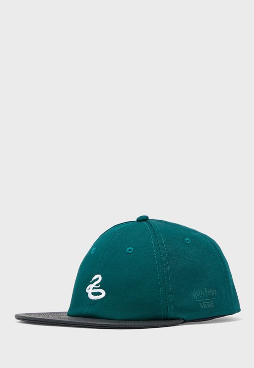 Harry Potter Slytherin Vintage Unstructured Cap