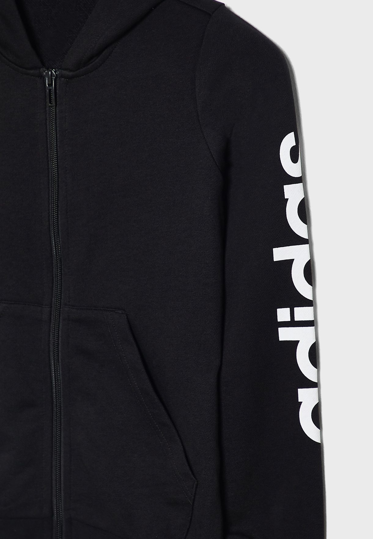 Youth Essential Linear Hoodie