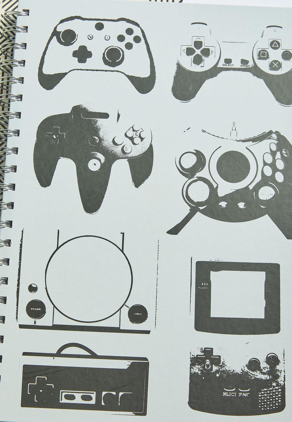 A4 Gamer Notebook