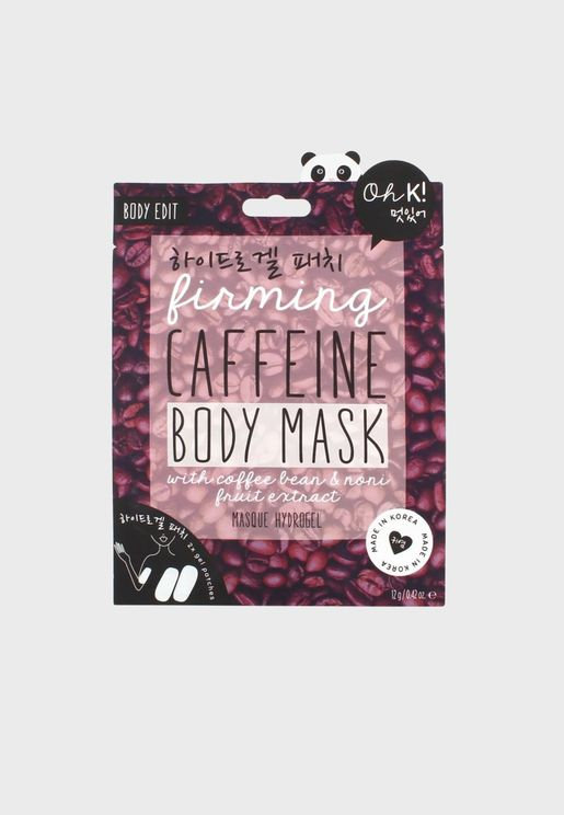 Caffeine Firming Targeted Patch Mask