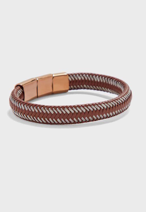 Kimball Braided Bracelet