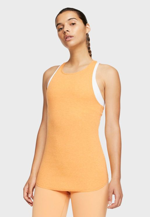 Yoga Luxe Ribbed Tank