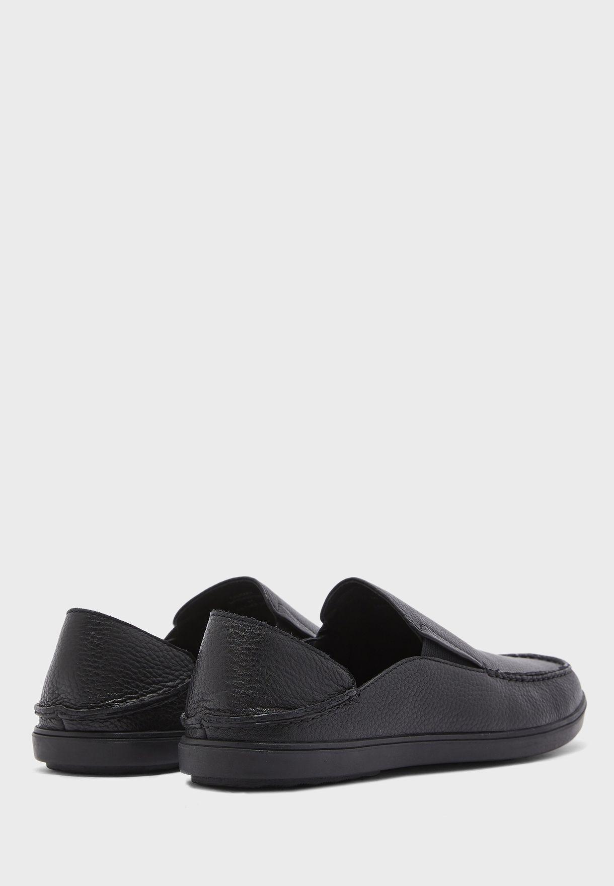 حذاء عصري جلد اصلي
