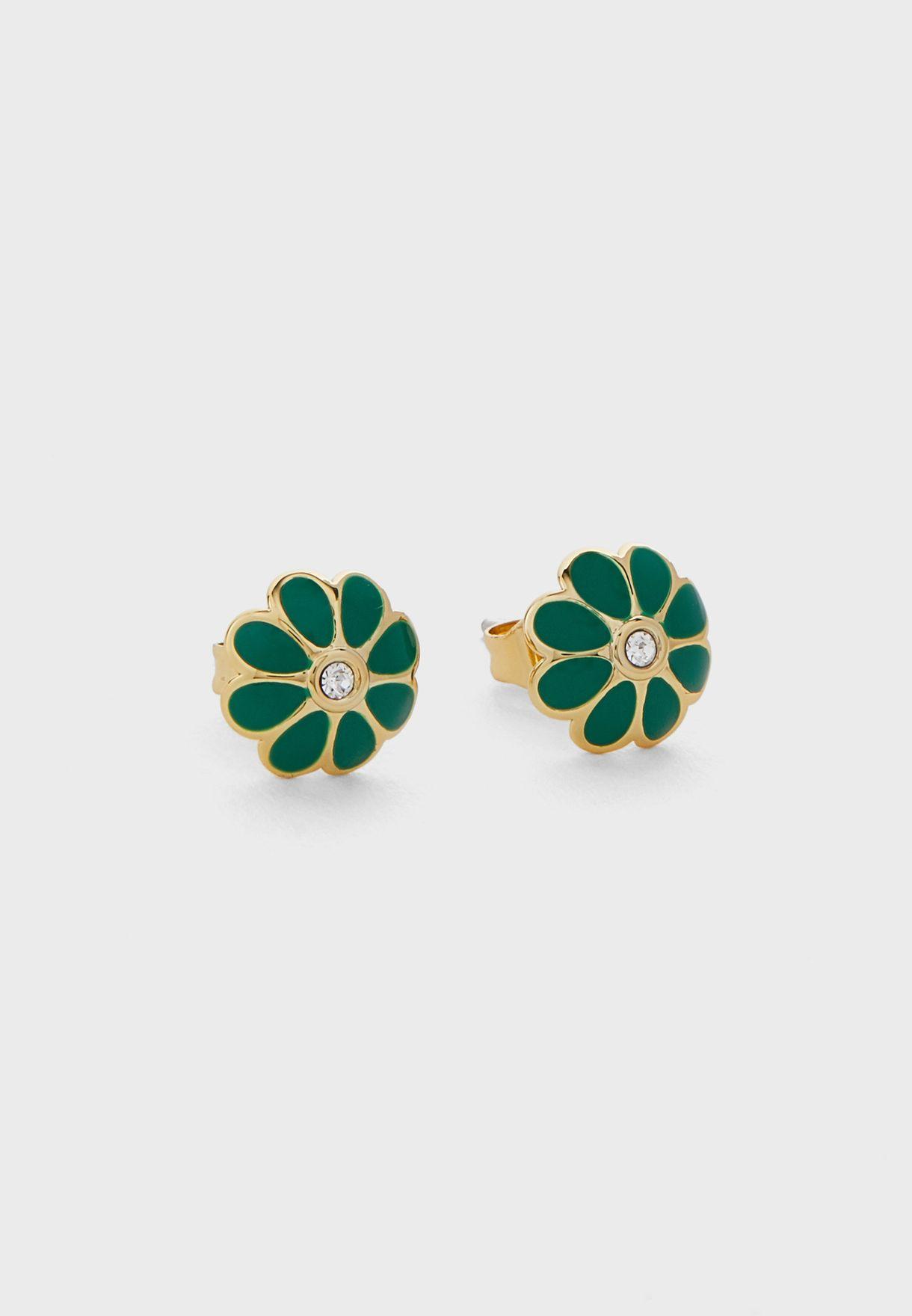 Daraeh Daisy Stud Earrings