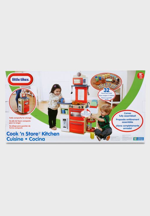 Cook 'N Store Kitchen