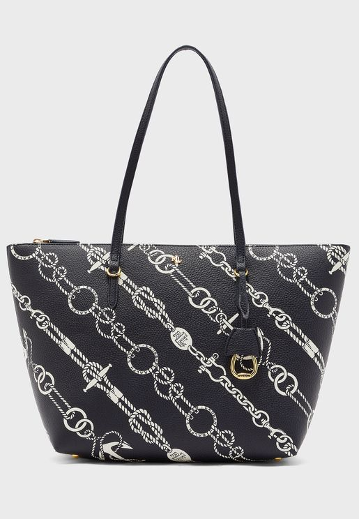Keaton Top Handle Tote
