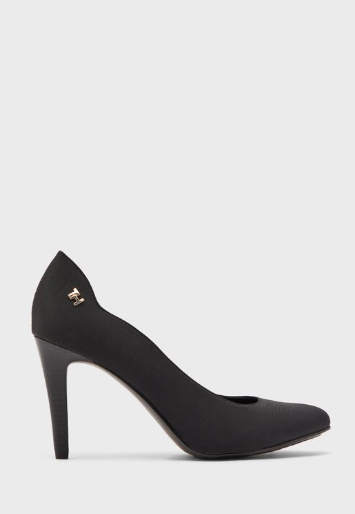 Essential High Heel Pump