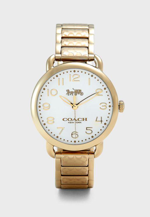 ساعة انيقة عصرية