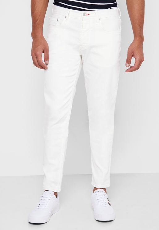 Icon Tapered Jeans