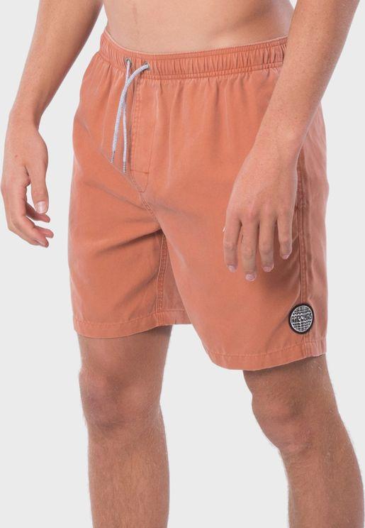 Bondi Pigment Volly Shorts