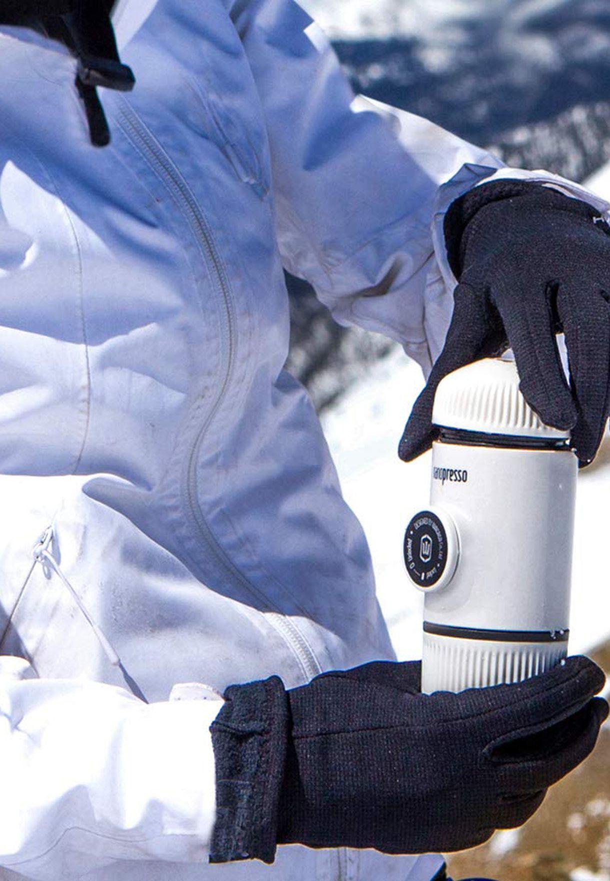 Nanopresso Portable Espresso Maker With Case