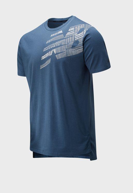 R.W.T. Heathertech T-Shirt