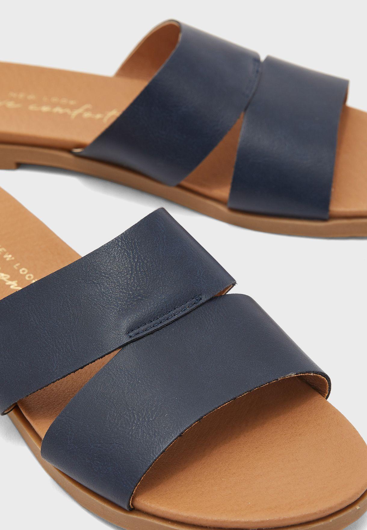 Flyer Comfy Footbed Flat Sandals
