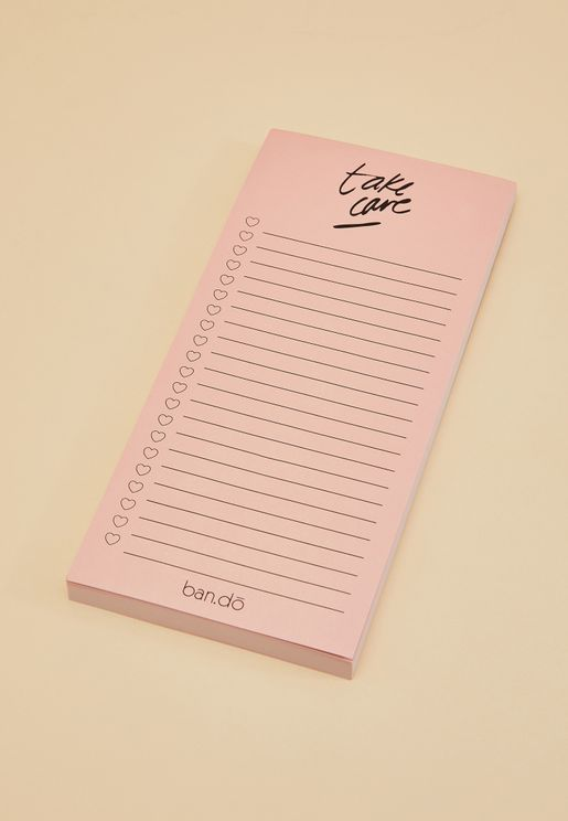 Take Note! Magnetic Notepad