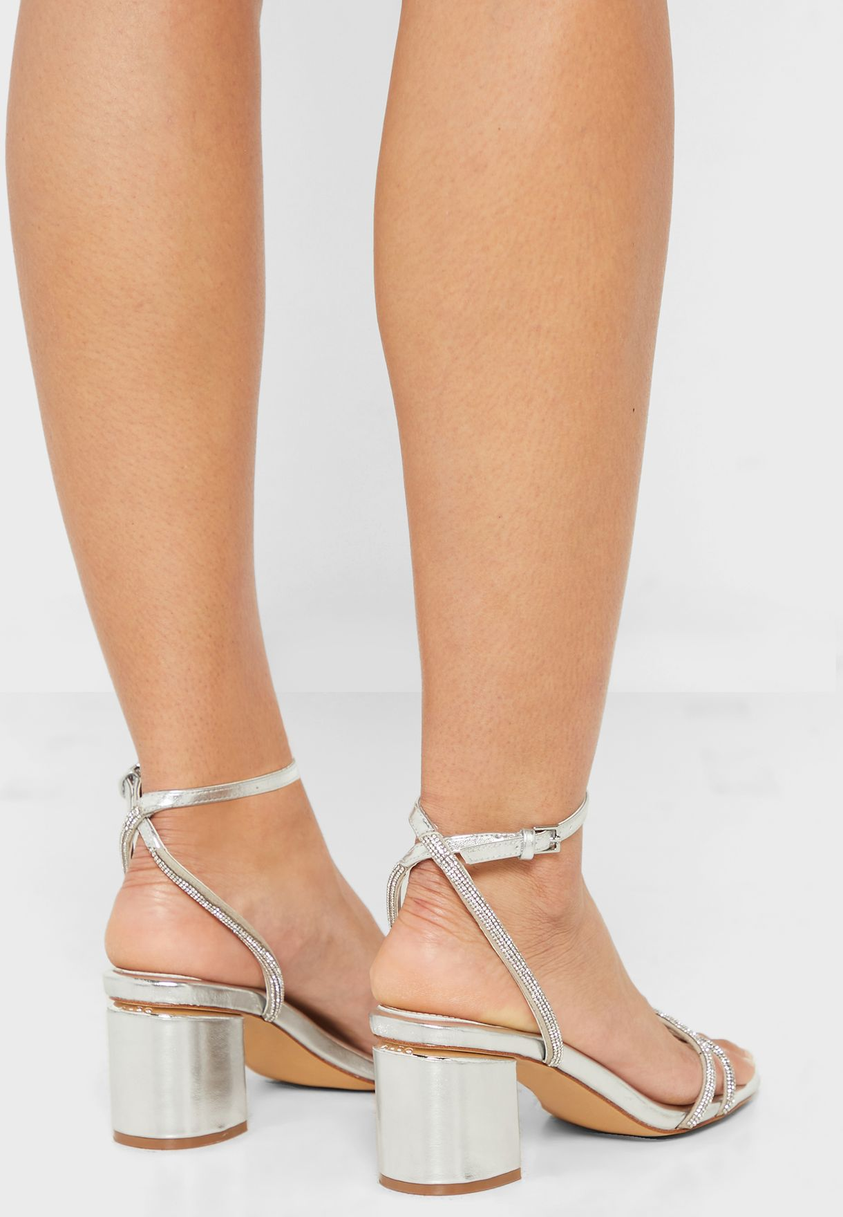 Miraydda Mid Heel Sandal