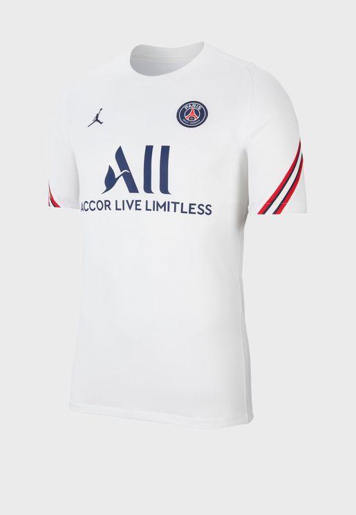 تيشيرت بشعار باريس سان جيرمان لكرة القدم