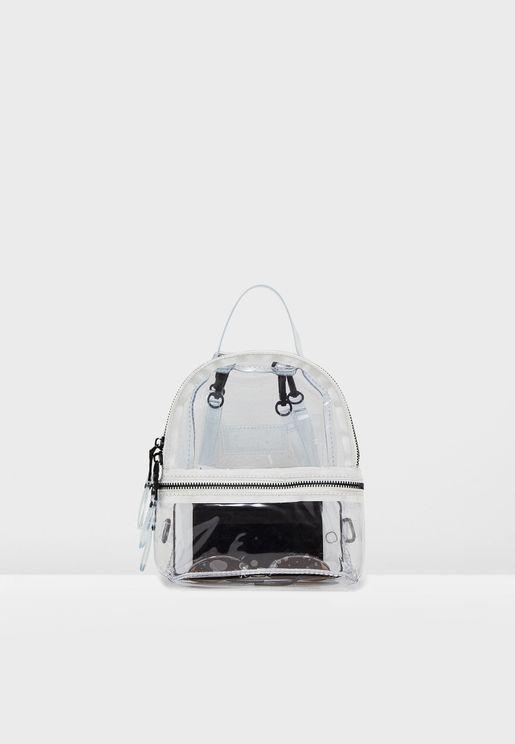 Bbenny Transparent Backpack