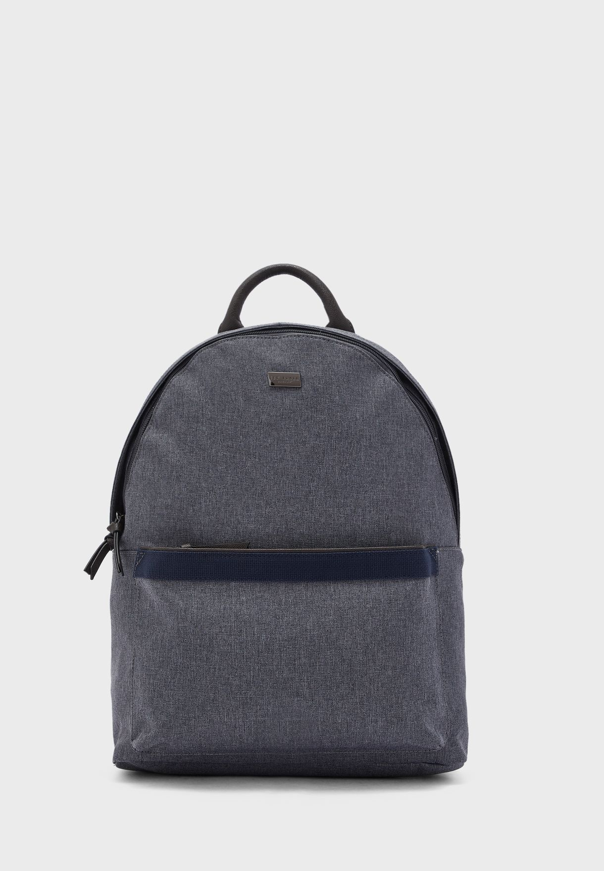 Stripe Detail Backpack