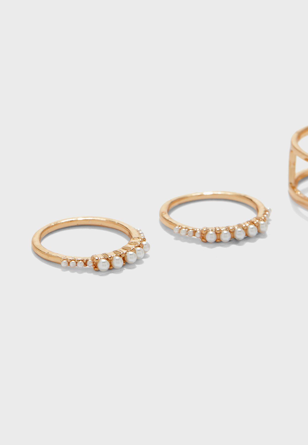 Bralemma Ring Set