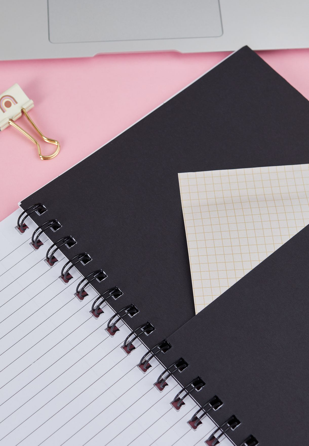 A5 Marble Define You Campus Notebook