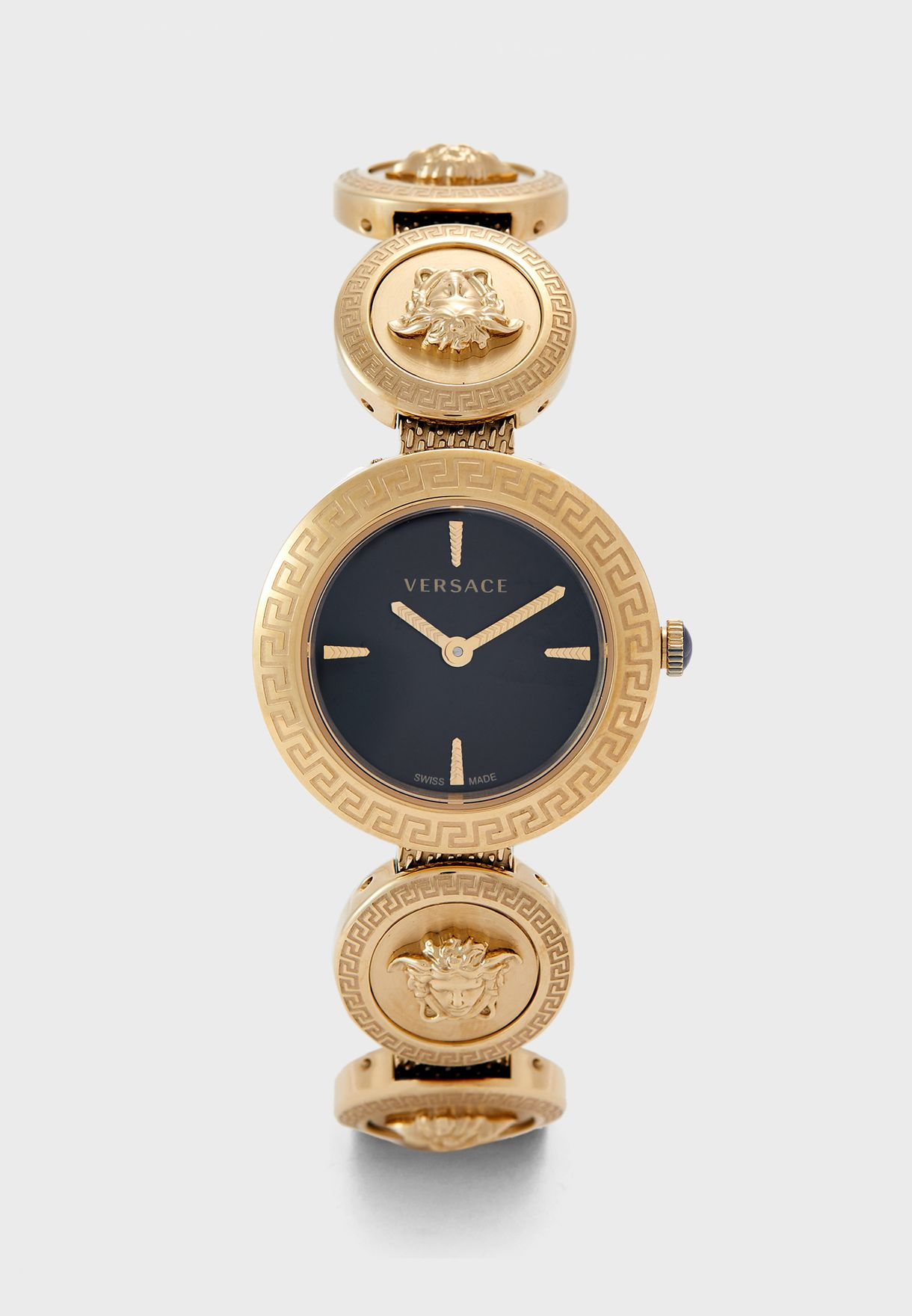 Medusa Analog Watch