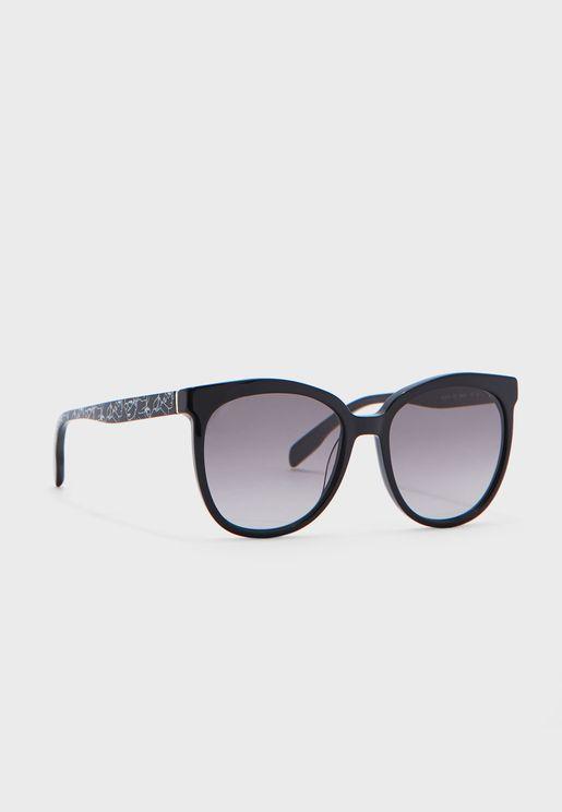 Kl937S Cat Eye Sunglasses