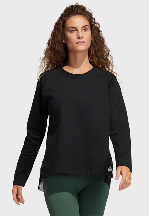 Dance Layering Sweatshirt