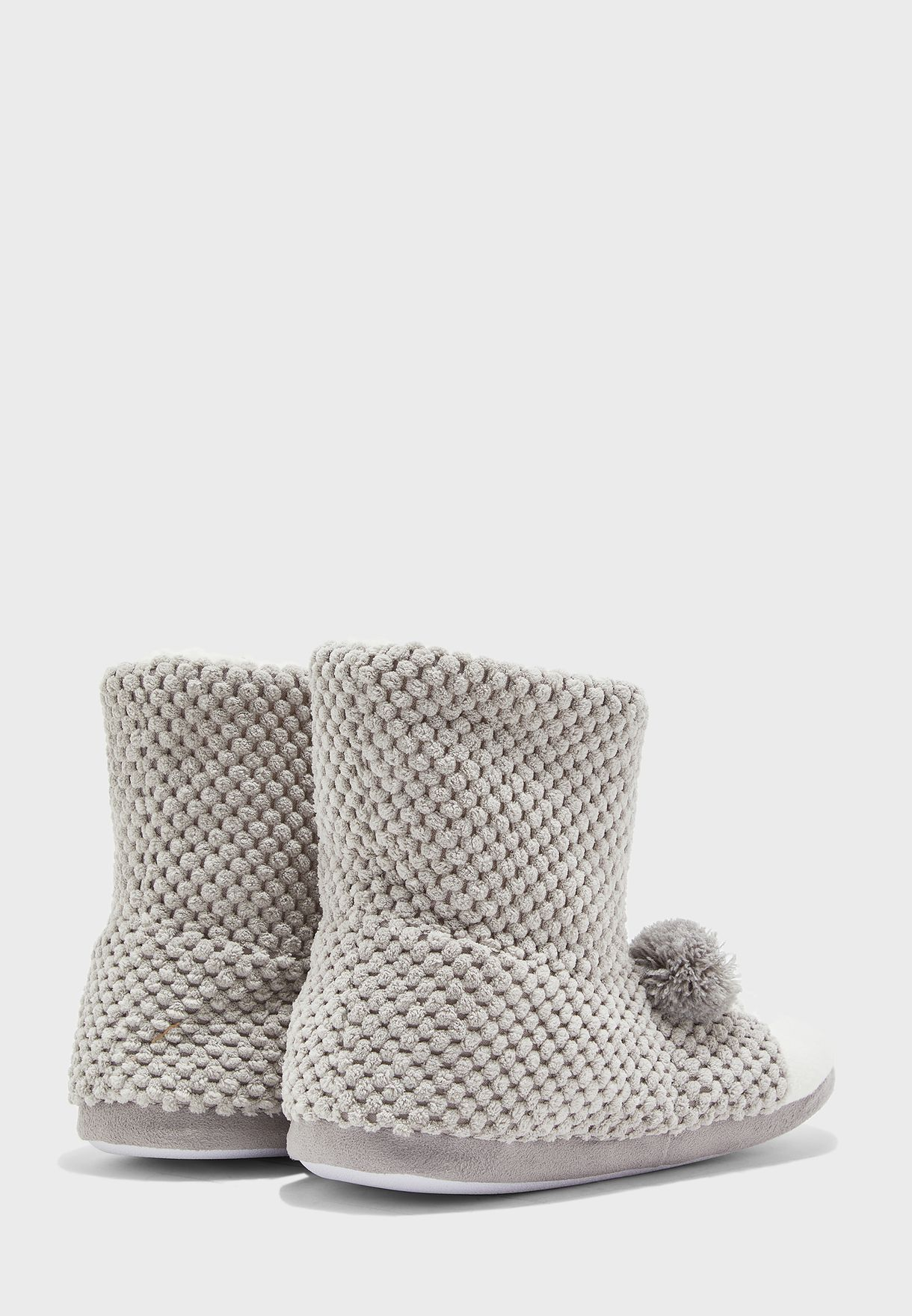 Bear Novelty Bootie