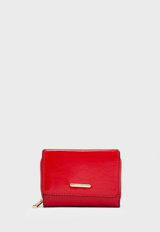 3 Fold Contrast Wallet