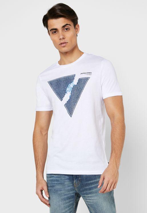 Tutan Slim Fit Crew Neck T-Shirt