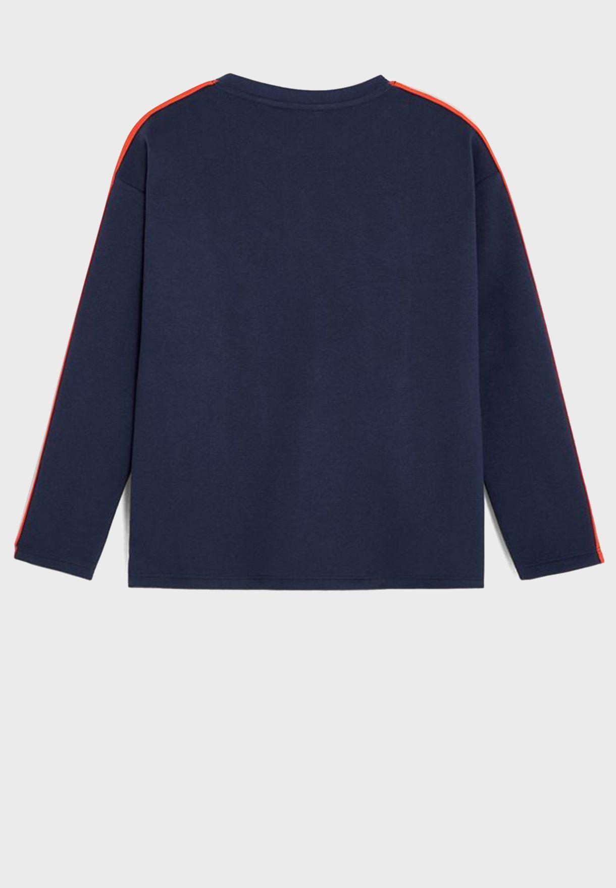 Youth Graphic Sweatshirt