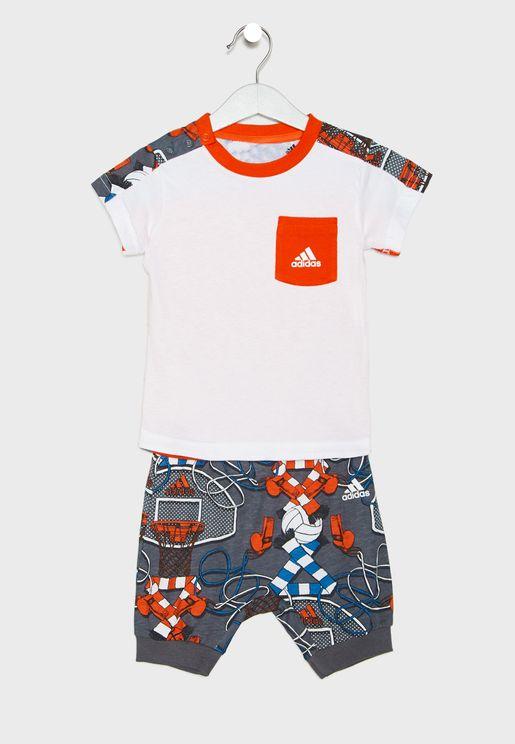 Infant Summer Set