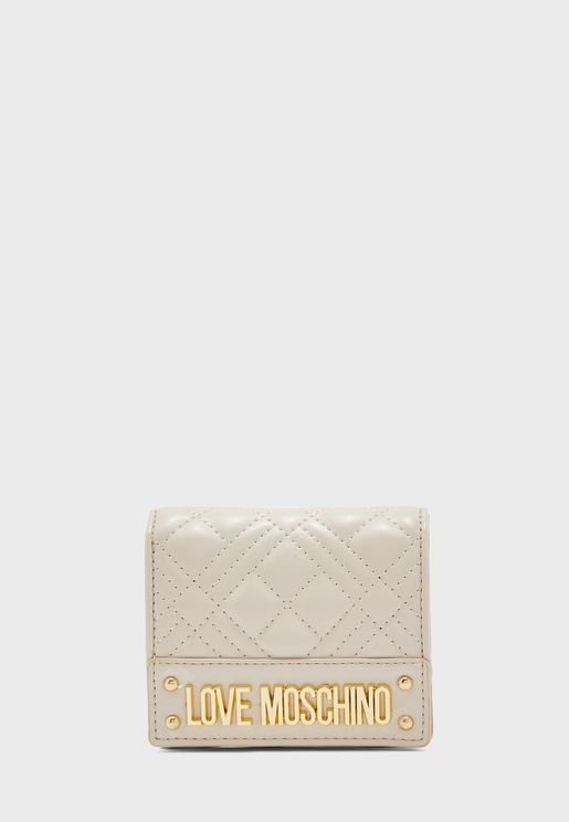 Quilted Bifold Purse