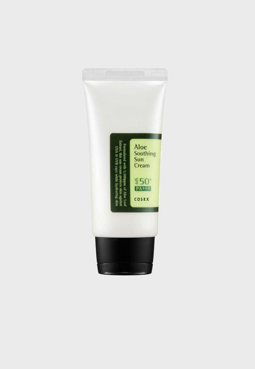 Aloe Soothing Sun Cream Spf 50