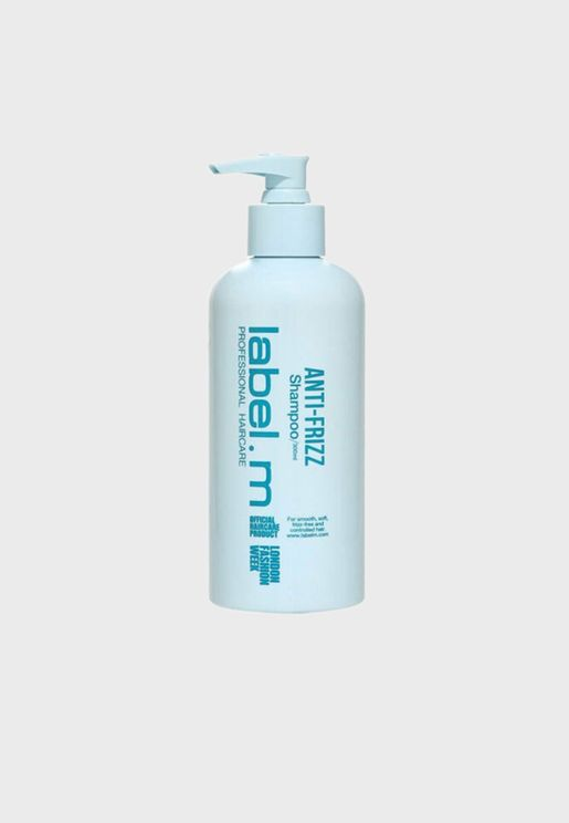 Anti-Frizz Shampoo 300Ml