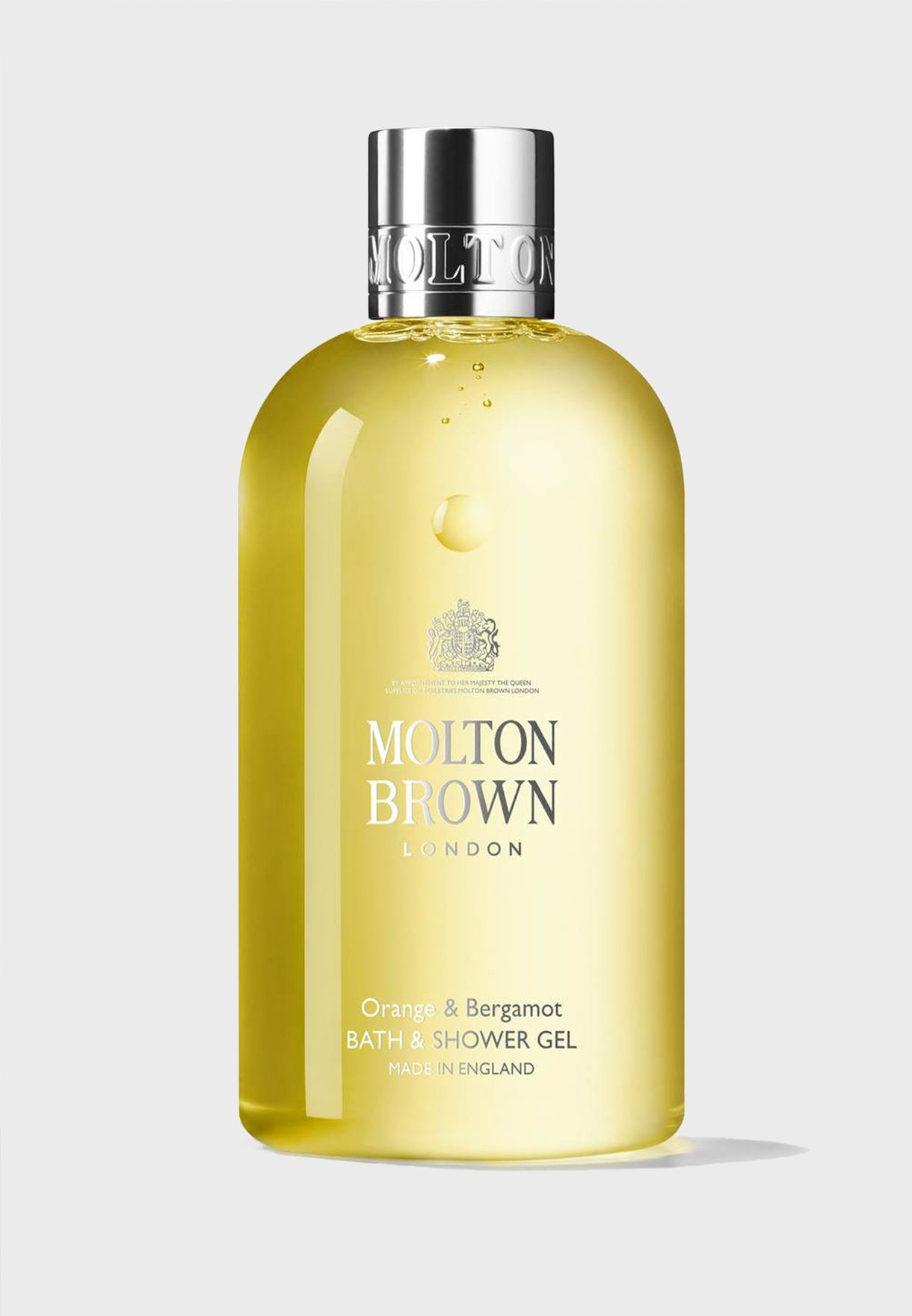 Orange & Bergamot Body & Shower Gel