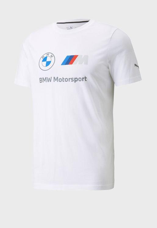 Bmw Mms Essential Logo T-Shirt