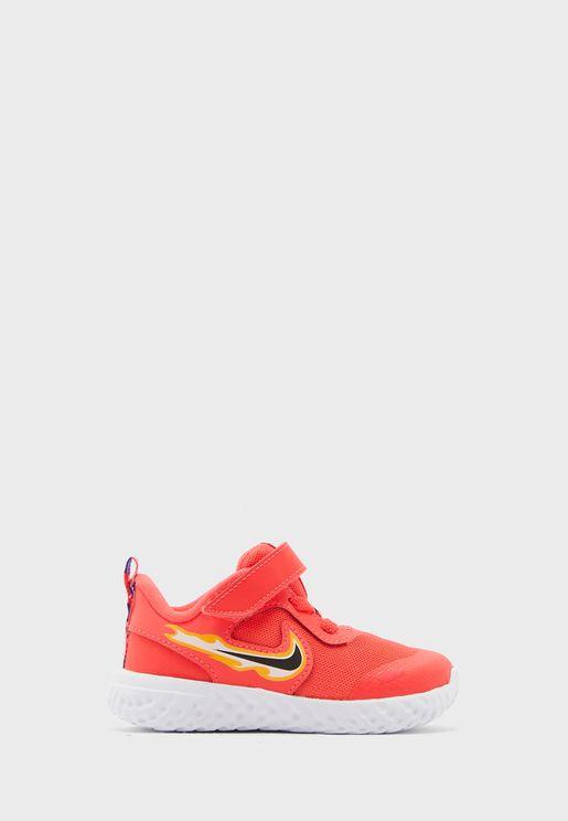 حذاء ريفليوشن 5 فاير للبيبي
