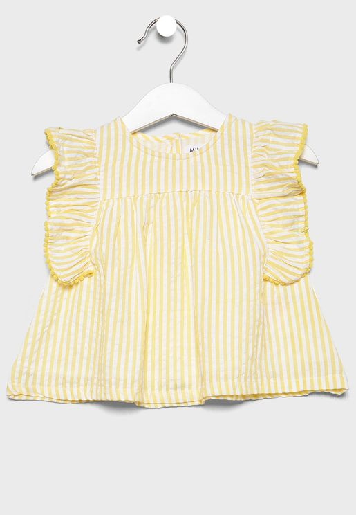 Infant Crinkle Top