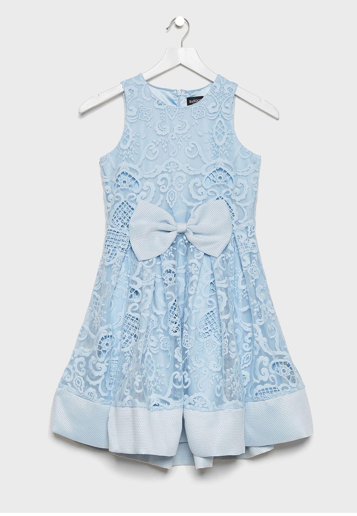 Teen Scarlet Dress