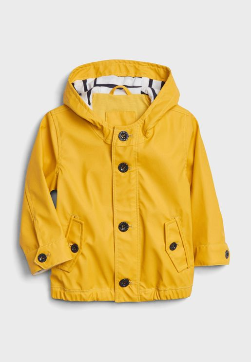Infant Rainslicker Hooded Jacket