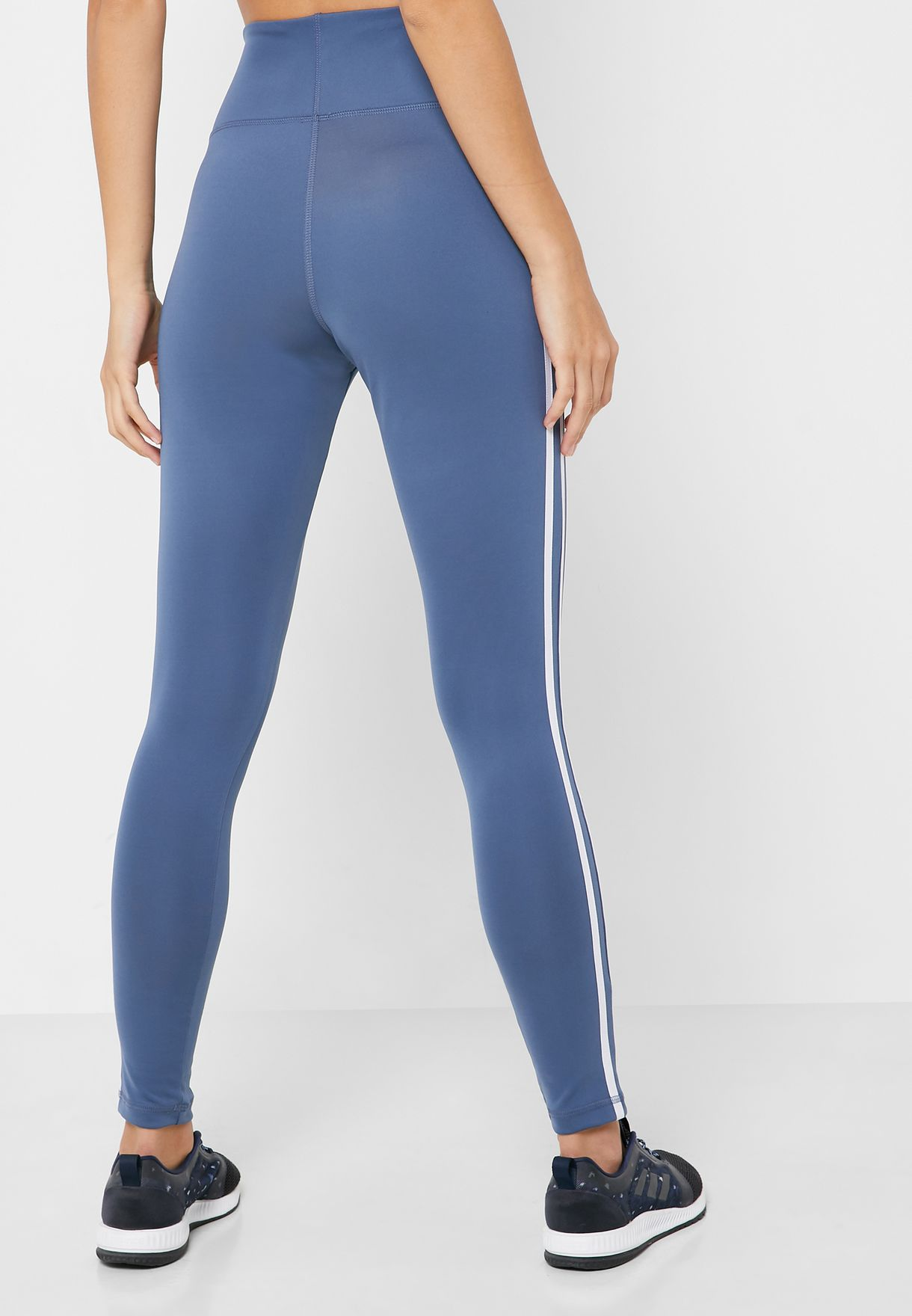 D2M High Rise 3 Stripe Leggings