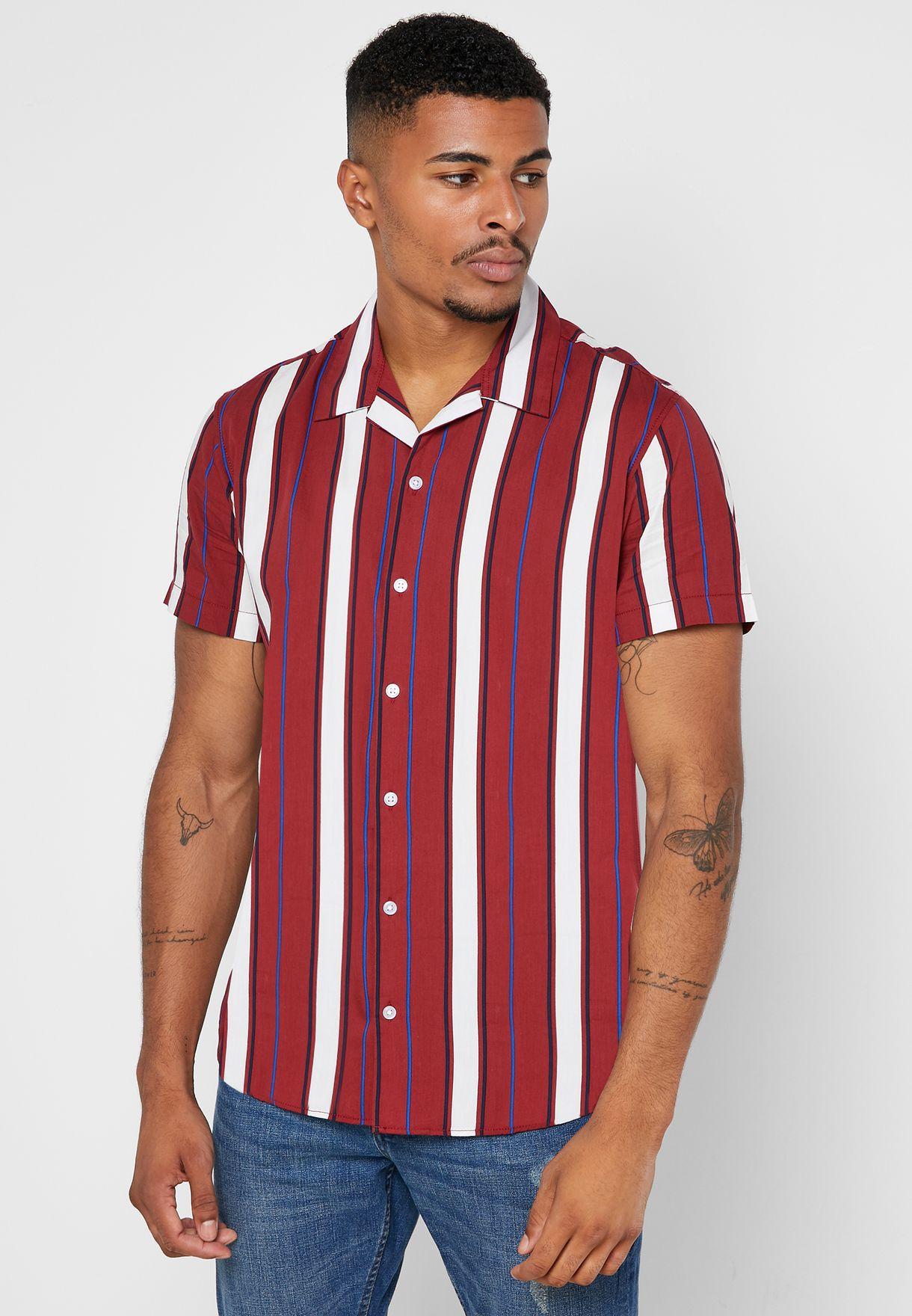 Wade Striped Shirt