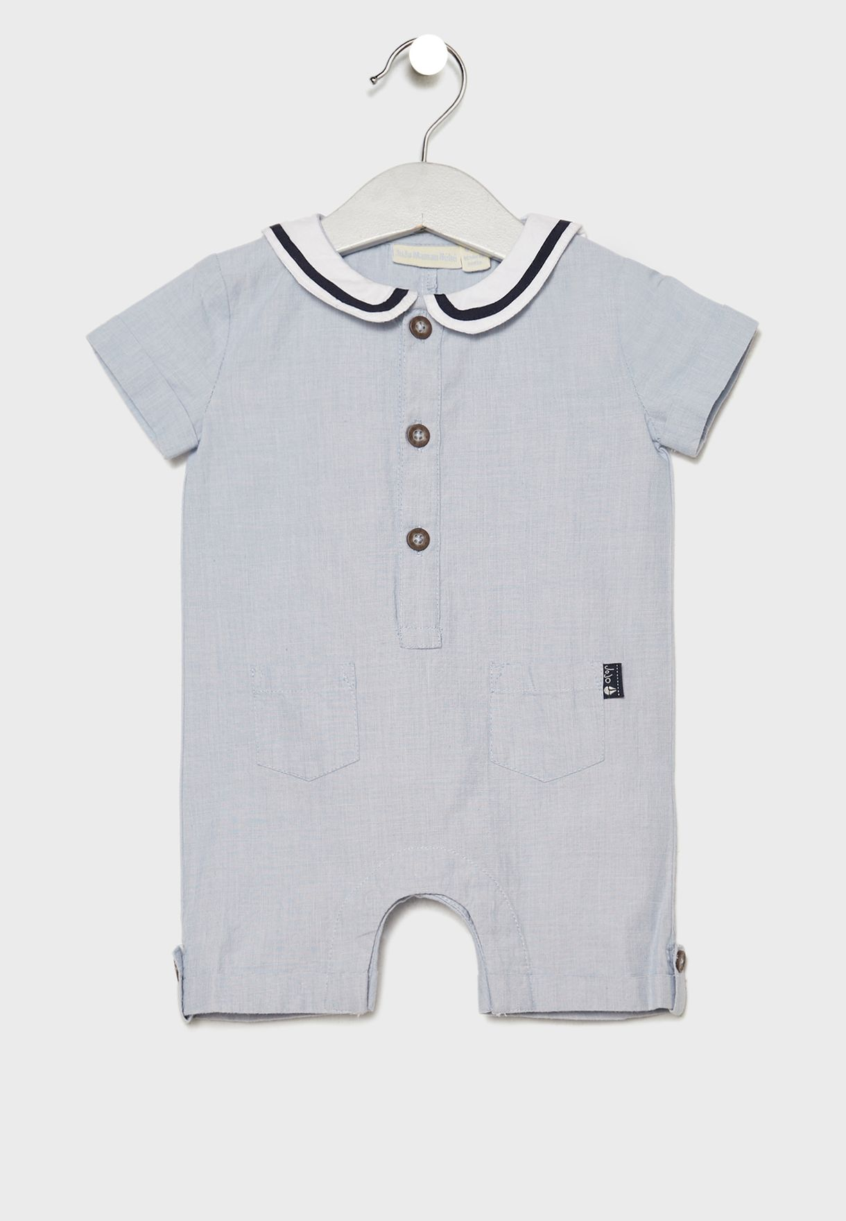 Infant Sailor Romper