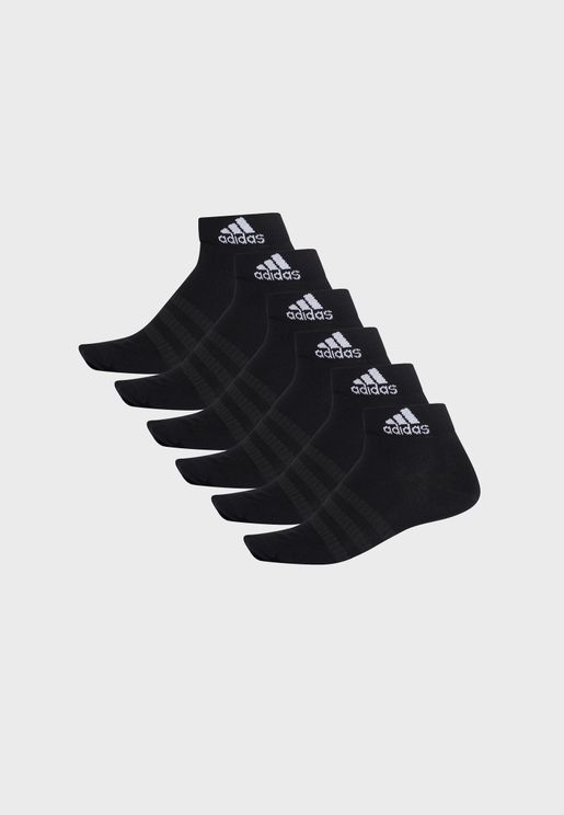 6 Pack Ankle Socks