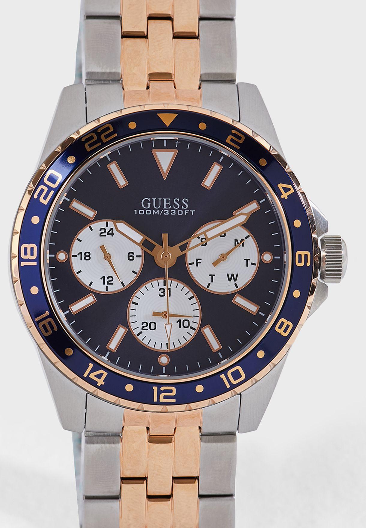 W1107G3 Multi Dial Odyssey Watch